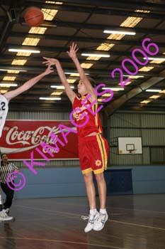 U16 Women's Final Albury Vs Coffs Harbour 27-8-06