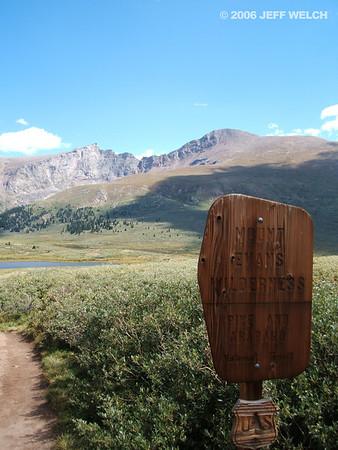 Mt. Bierstadt 8/29/2006