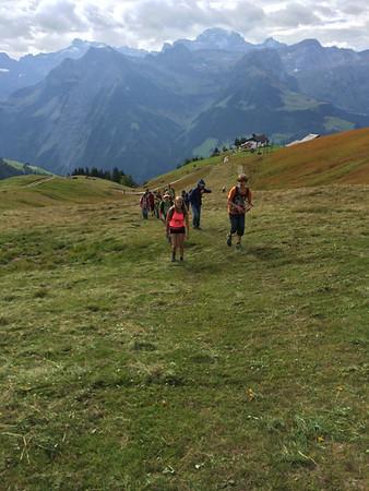 Herbstwanderung Alp Wängi