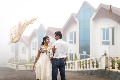 Arun & Renuga