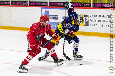 Lehner Cup: EV Zug - SC Rapperswil-Jona Lakers