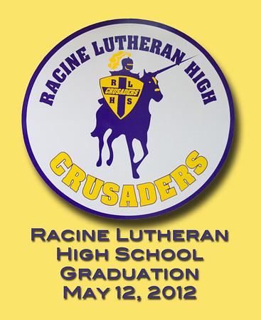 Racine Lutheran Graduation Information