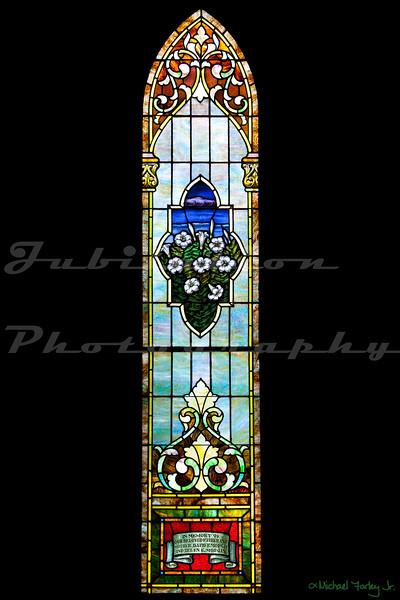 Holy Trinity Episcopal Church in Nevada City; CA. Built in 1873.