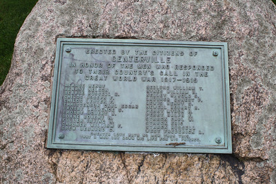 Memorials of Remembrance: Centerville