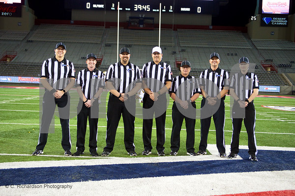 Officials Salpoint vs Saguaro 4A State Finals 11-30-18