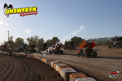 Ohsweken Speedway- June 7th