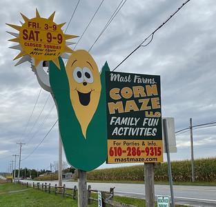 Corn Maze - 97% Fat Free