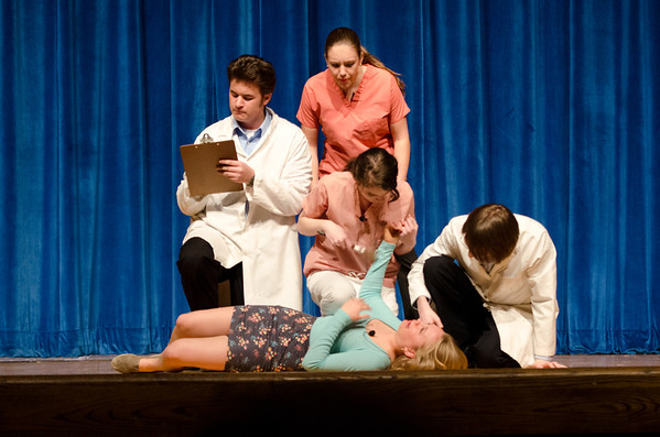 WHS One Act Plays 2014