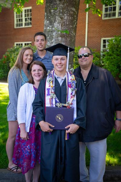 Kurt graduation