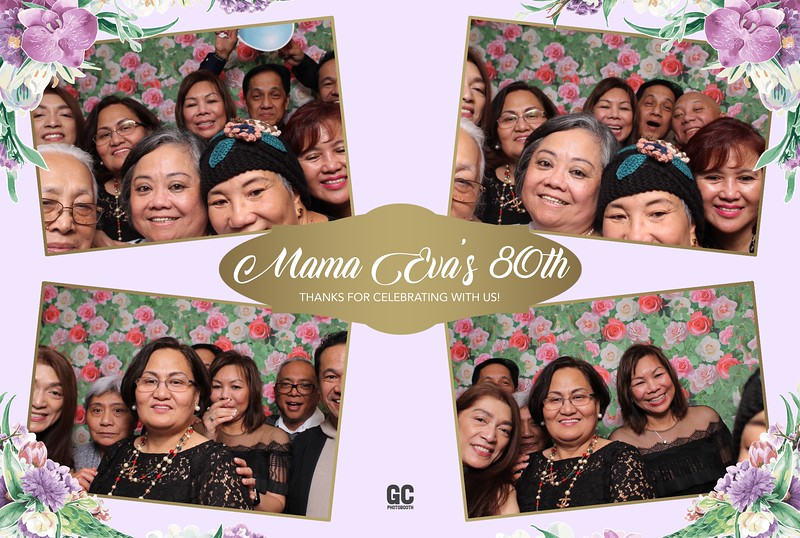 1-12-18 Mama Eva's 80th