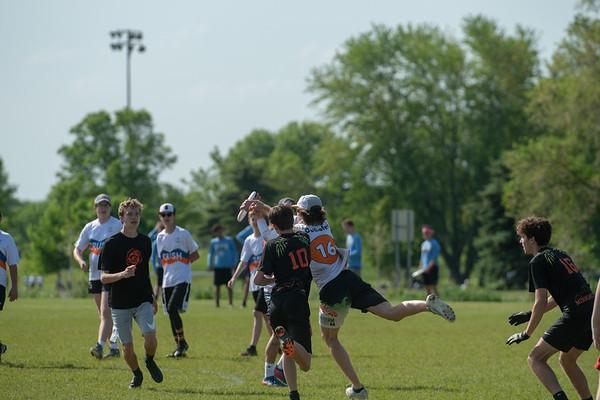 Orange Crush State Tournament Day 2