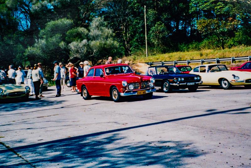 Wed Run to Riverside Oaks Nov 2001