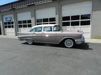 1957 Chevrolet Bel Air 4 Door - For Sale