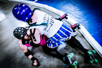 TXRD Hellcats vs. Holy Rollers 6/24/2017