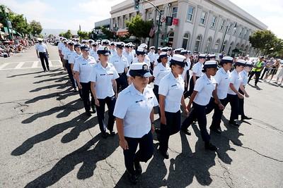Photos: Alameda Fourth of July parade
