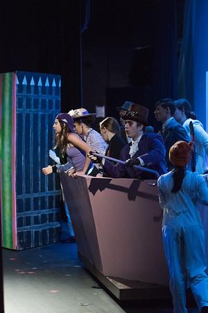 Willy Wonka Sunday Performance