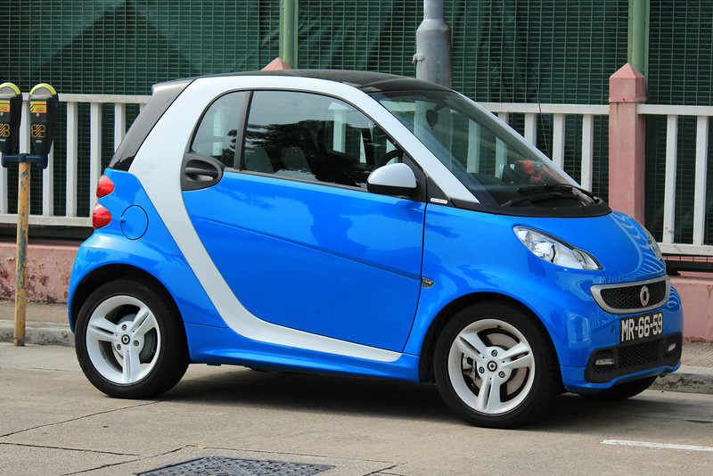 Smart Car, Macau