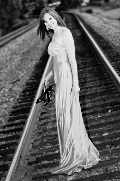 Black & White - The Tracks
