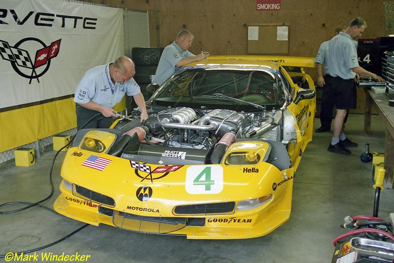 GTS-Corvette Racing
