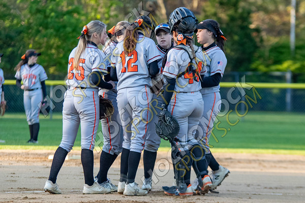 Taunton-Franklin Softball - 05-15-19