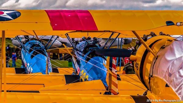 WW II Aviation