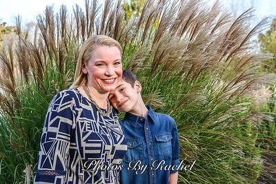 Heather & Son: Fall Mini-Session