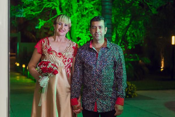 Alejandra y Cristian Paulón La Boda (POR LUIS BENEDETTO)