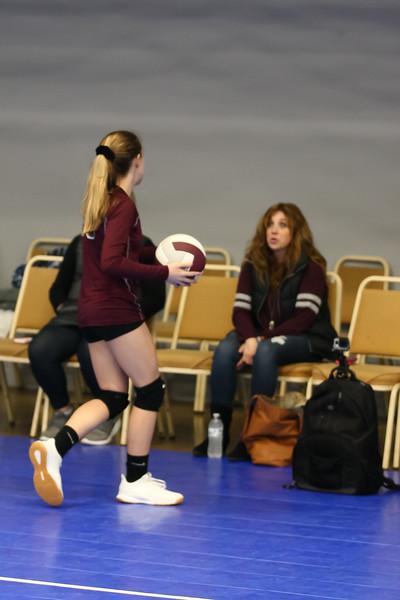 Foothills Phoenix Volleyball