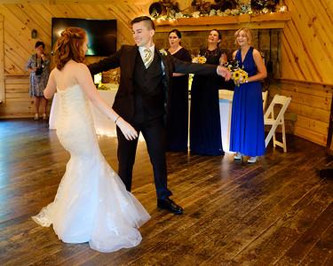 Noah And Haley Adams' Wedding !