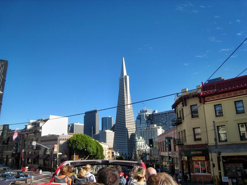 San Francisco October 2008