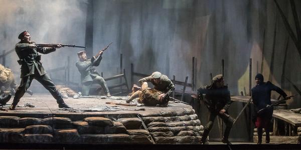 Silent Night - Minnesota Opera