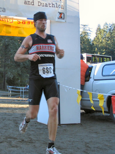 2004 Stewart Mountain XC - Rumon Carter