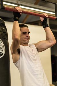 Fight Training 2015