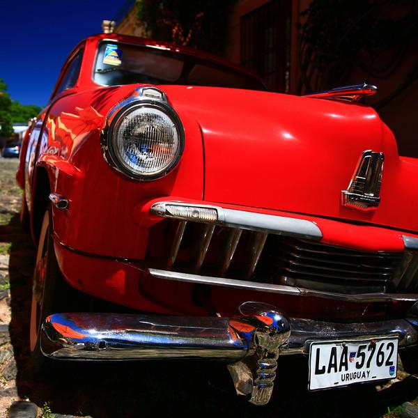 Studebaker, Colonia del Sacramento, Uruguay.