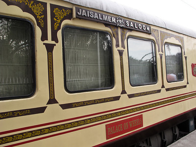 Palace on Wheels Day 1-7