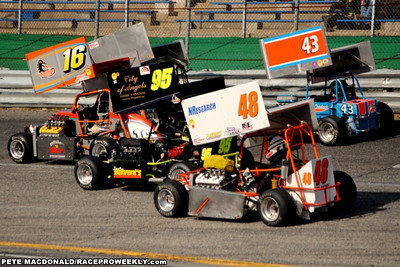 Pete MacDonald - Wall Stadium Turkey Derby 2011
