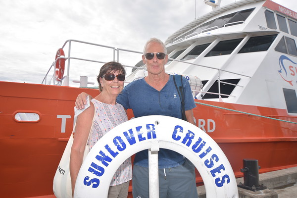 Sunlover Cruises 27th January 2020