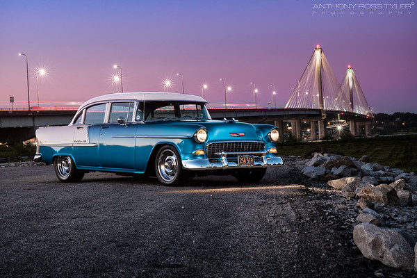 '55 - 4 Door - Sparks Speed Shop
