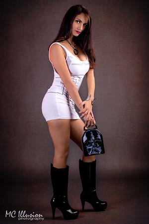 Stormtrooper Dress - Ivy