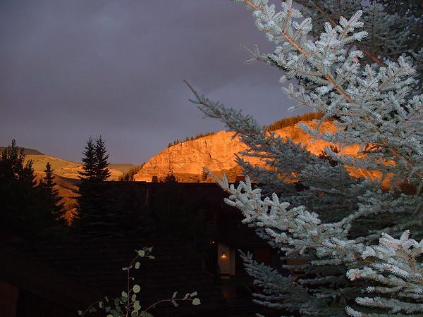Colorado Sunsets & Rainbows