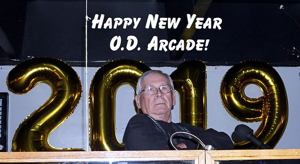 OD Arcade New Year's Eve Party