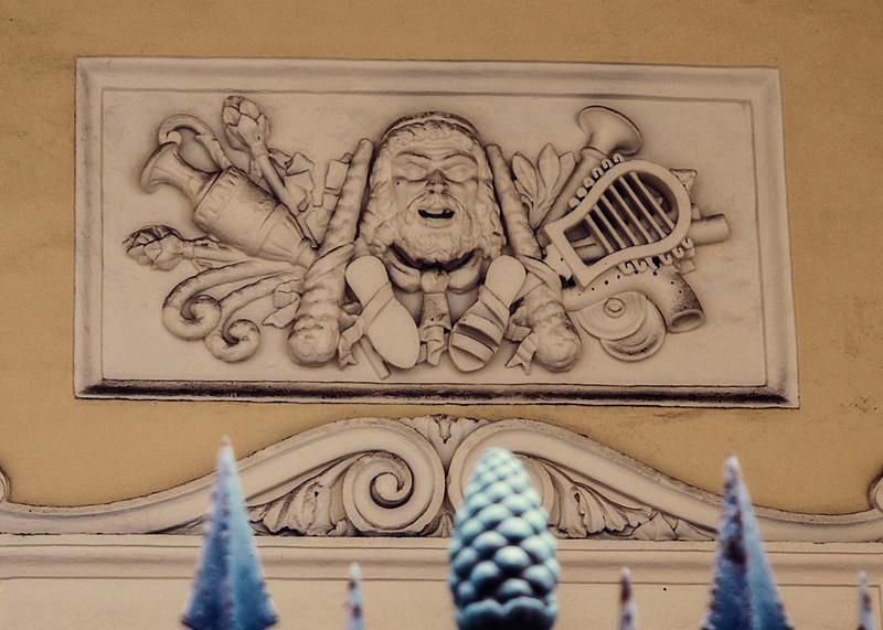 Teatro Garibaldi -Via Garibaldi - Gallipoli