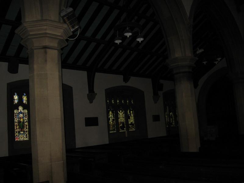 Haworth Parish Church.