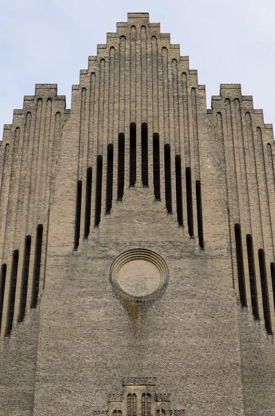 Copenhagen, Denmark - Grundtvig's Church
