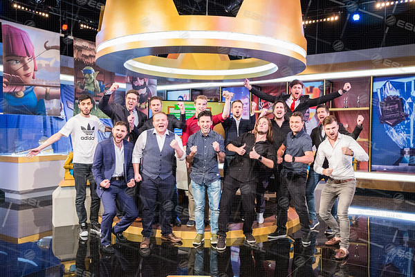 Clash Royale: European Crown Championship Fall Finals