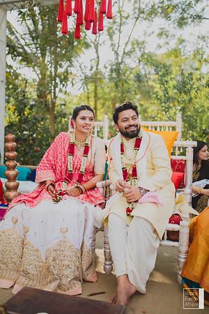 Priyanka & Parth