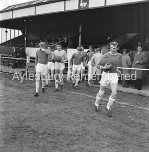 Aylesbury Utd v Harwich, Apr 29th 1965