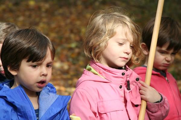 Preschool (Gabe) to Shelly Ridge