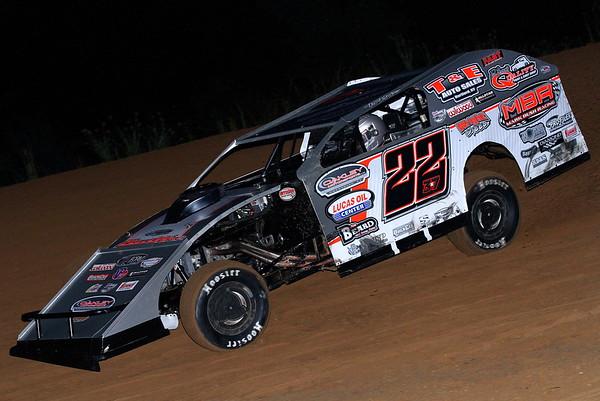 Cedar Ridge Speedway; Race Night 6-9-18