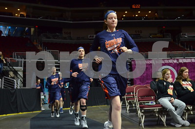 2016 Girls State Basketball: 2A Manson NW Webster vs Iowa City